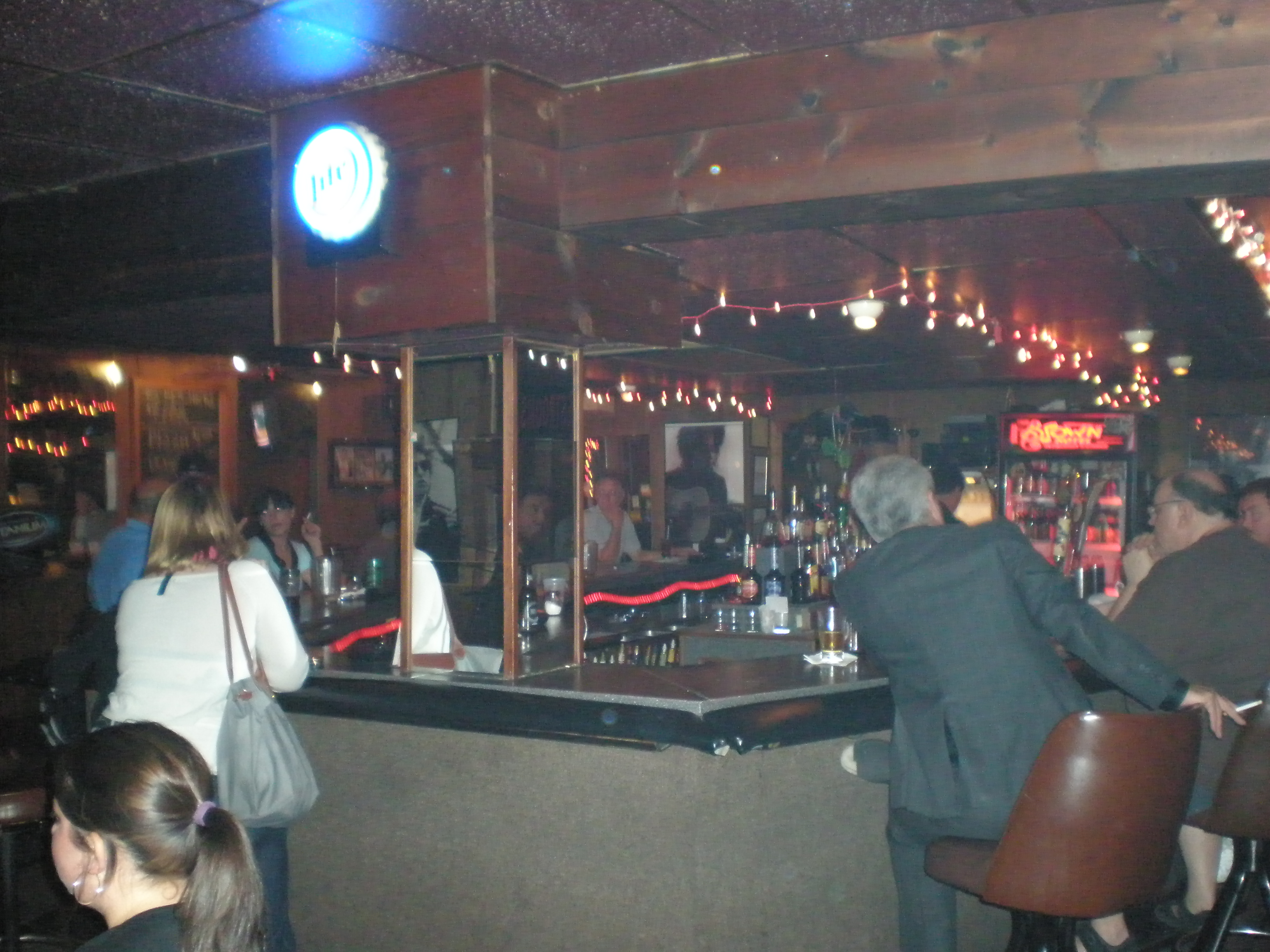 On Tuesday September 16 2008 Our Group Attended Open Mic Night At The Brown Hotel Water St Of Indiana Pa From 9 00pm 11